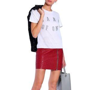 """Zoe Karssen """"Gang of One"""" T-shirt"""